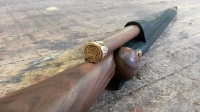 Custom Ballock dagger and by-knife set