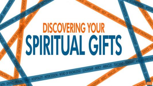 SPIRITUAL GIFTS!