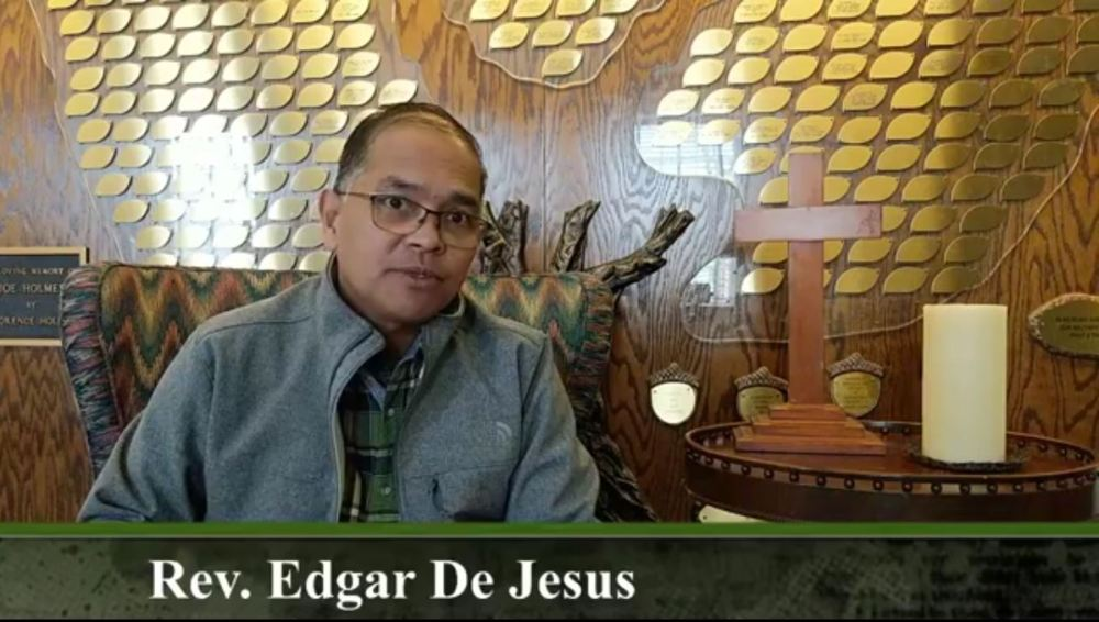 March 26th, 2020 Pastoral Update -Click Watch Image