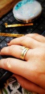 кольцо дань предкам