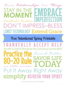 Intentional-LivingPrintable