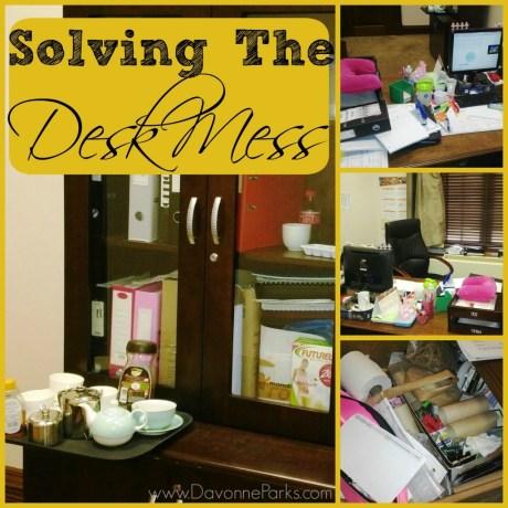 DeskMess