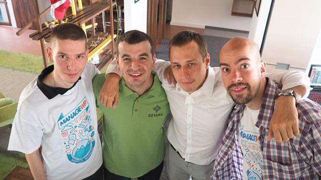 Team ManageWP