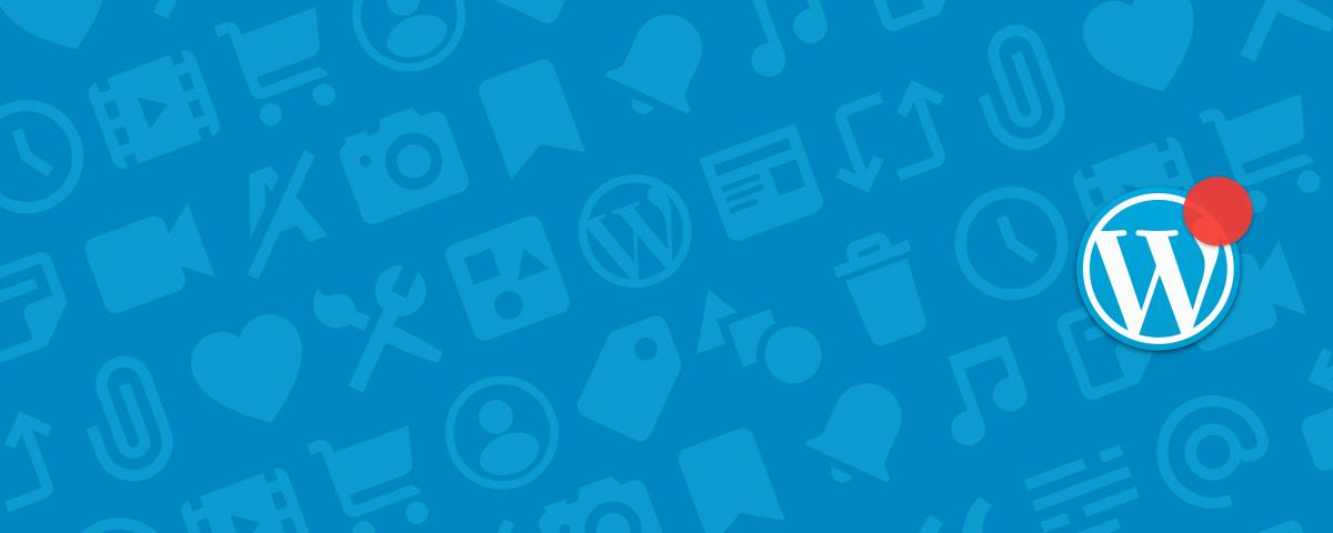 New WordPress app