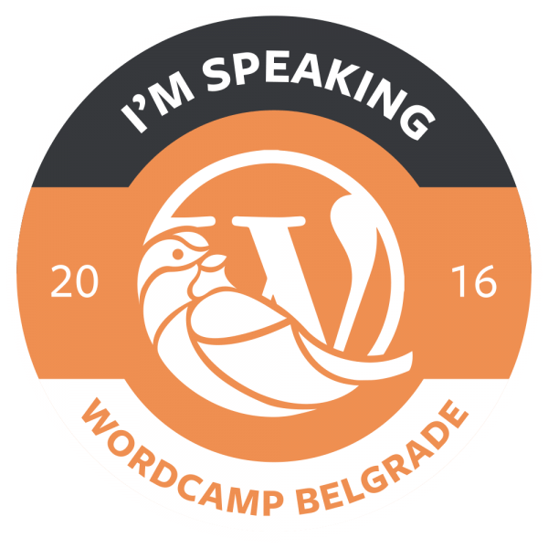 Speaking at WCBGD