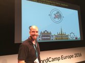 At WordCamp Europe 2016