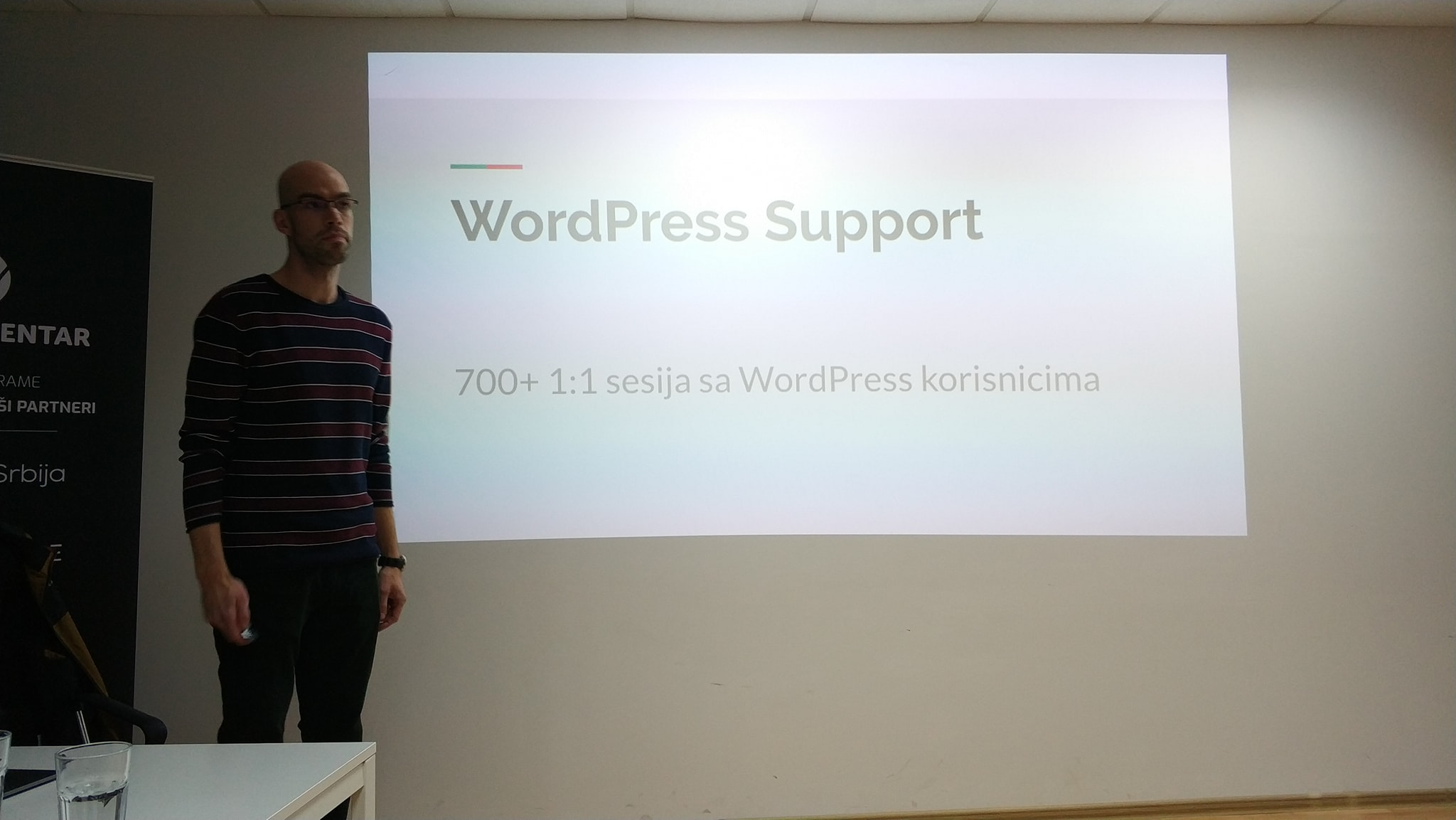 One slide during my presentation at WordPress Meetup Vrsac