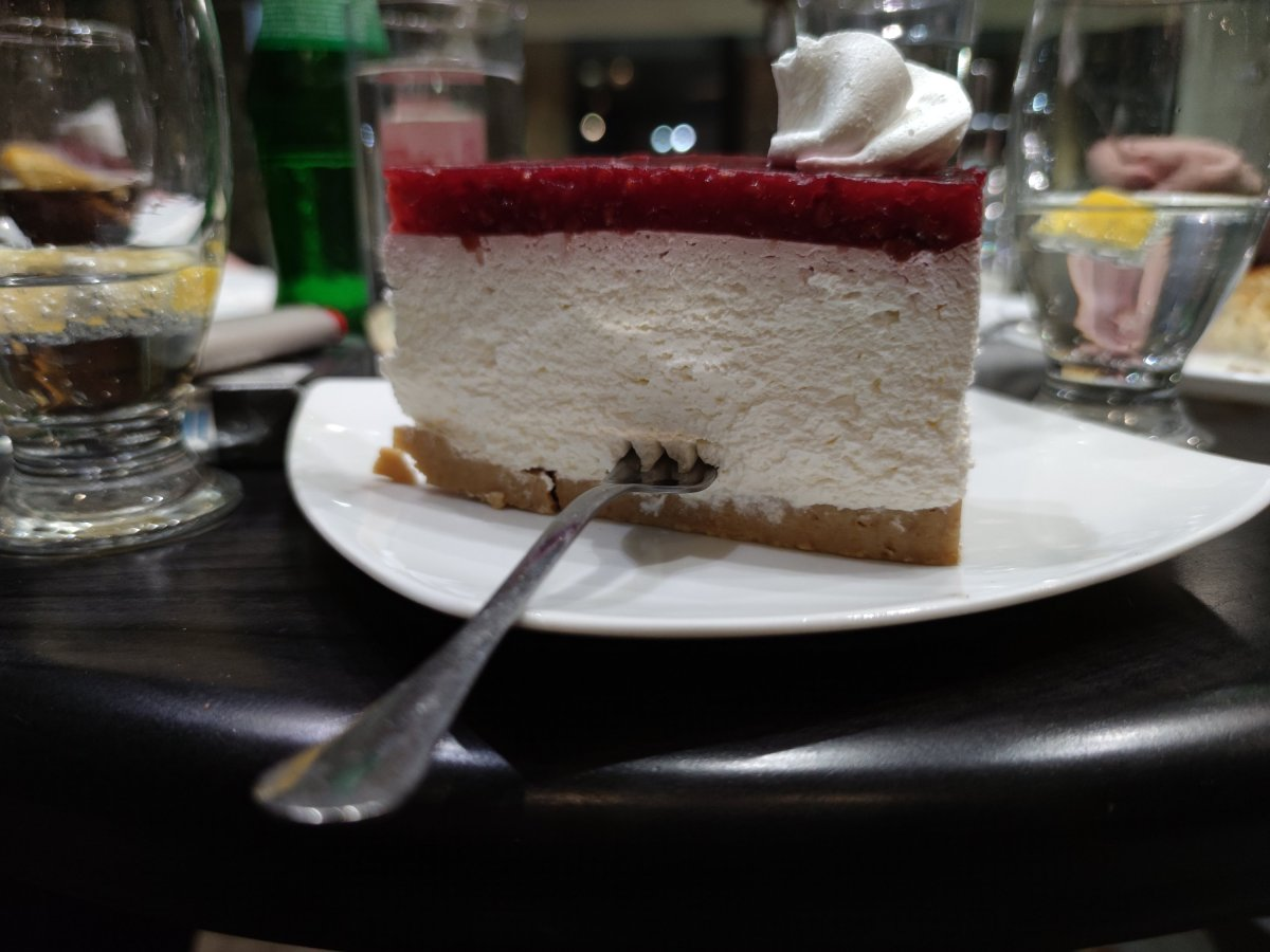 Cheesecake in Uzice