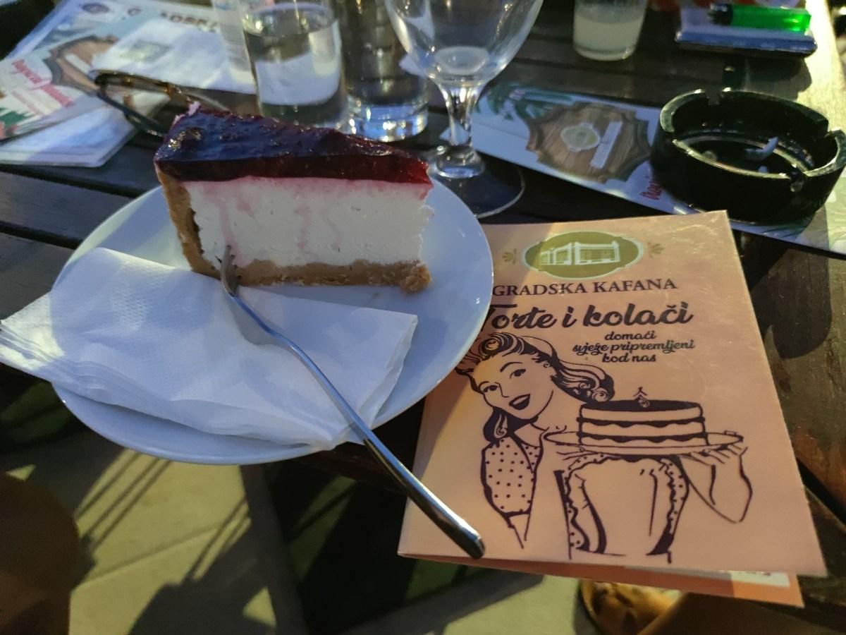Cheesecake - Herceg Novi 1