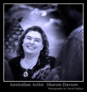 Sharon Davson - Artist, Keynote and Guest speaker