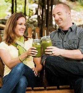 Healthy Green Smoothies!