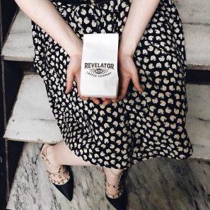 Clemence Apple Skirt