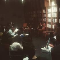 lectures théâtrales avec Julien Boutros