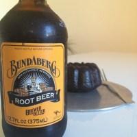 Mini Root Beer Bundt Cake