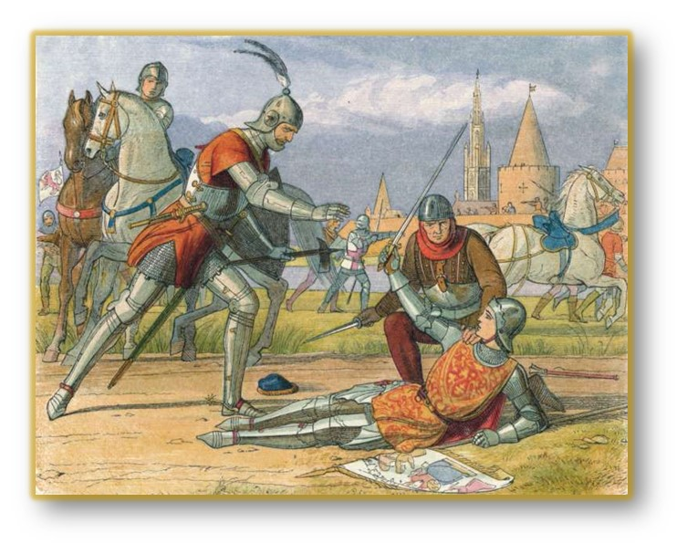THIS DAY IN HISTORY 1430 JOAN OF ARC