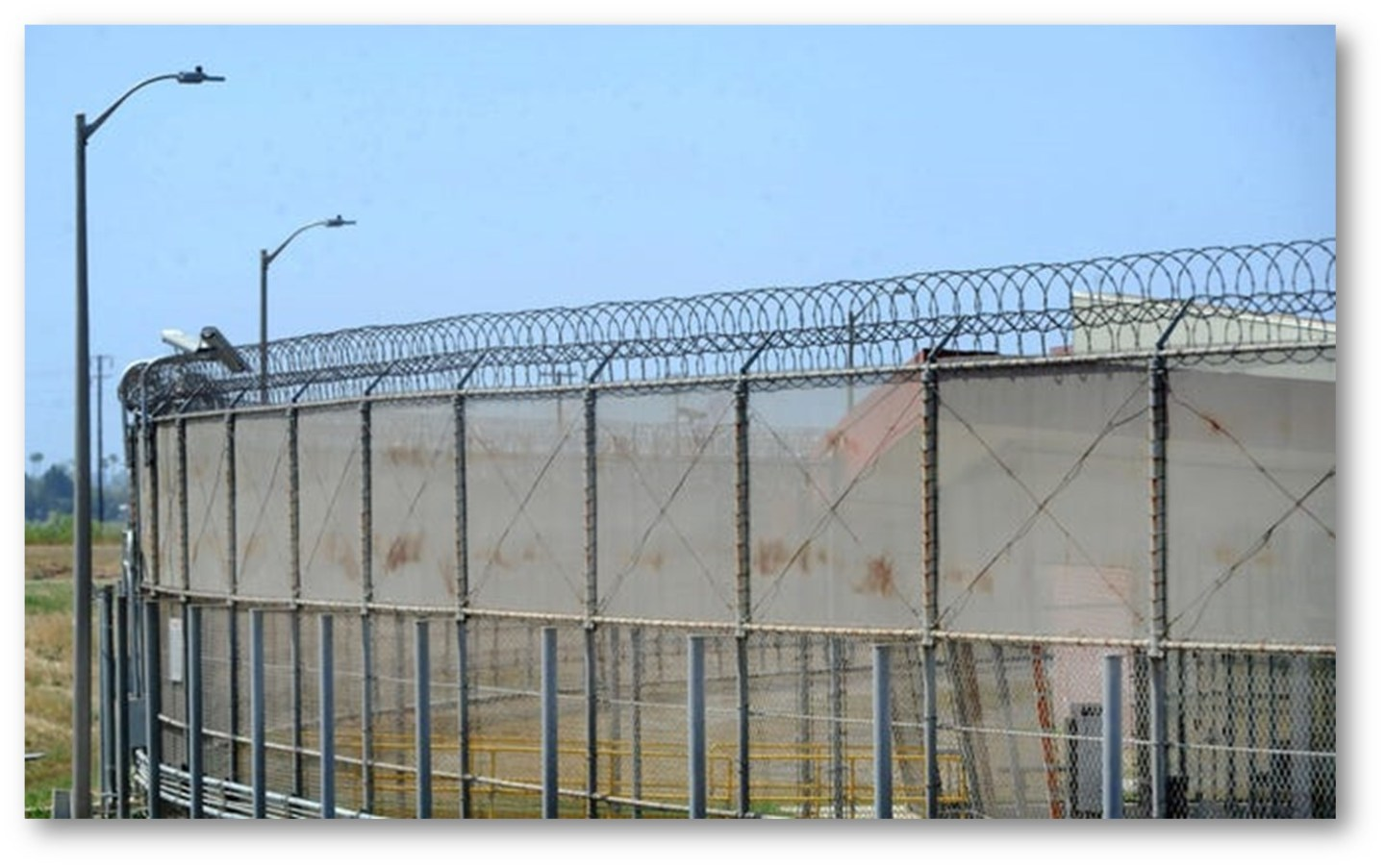 CALIFORNIA JUVENILE PRISONS SUSPEND INTAKES