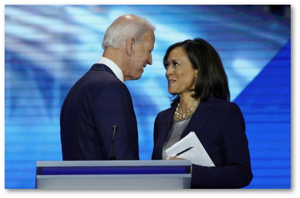 KAMALA HARRIS AS VP BACKFIRING?