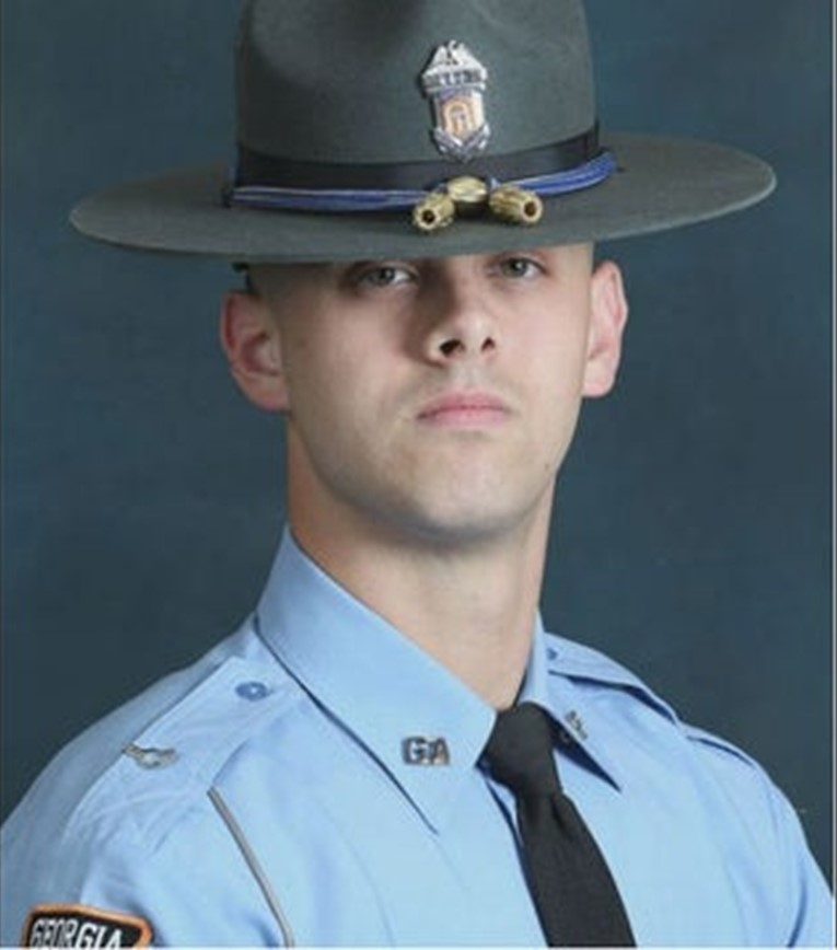 GEORGIA STATE TROOPER CHARGED