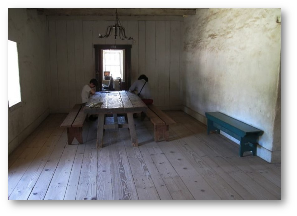NOR CAL ADVENTURE: SUTTERS FORT IN SACRAMENTO