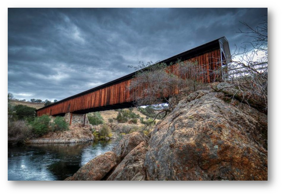 NOR CAL ADVENTURES COVERED BRIDGES ACROSS THE STATE
