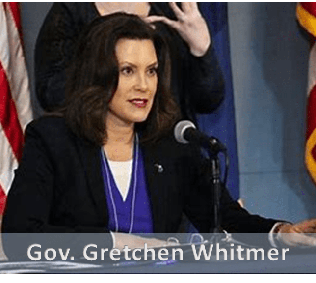 PLOT DISCOVERED TO KIDNAP MICHIGAN GOVERNOR