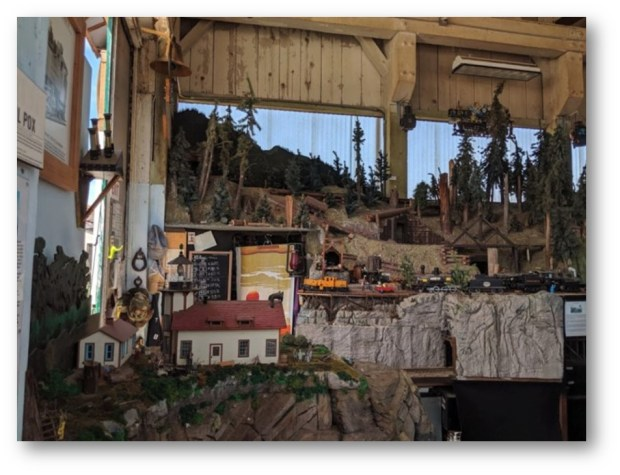 NOR CAL ADVENTURES TOY TRAINS