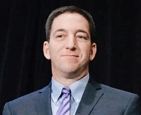 GENN GREENWALD RESIGNES FROM HIS PUBLICATION