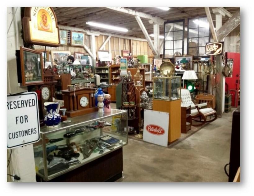 NOR CAL ADVENTURES ANTIQUES TO DIE FOR