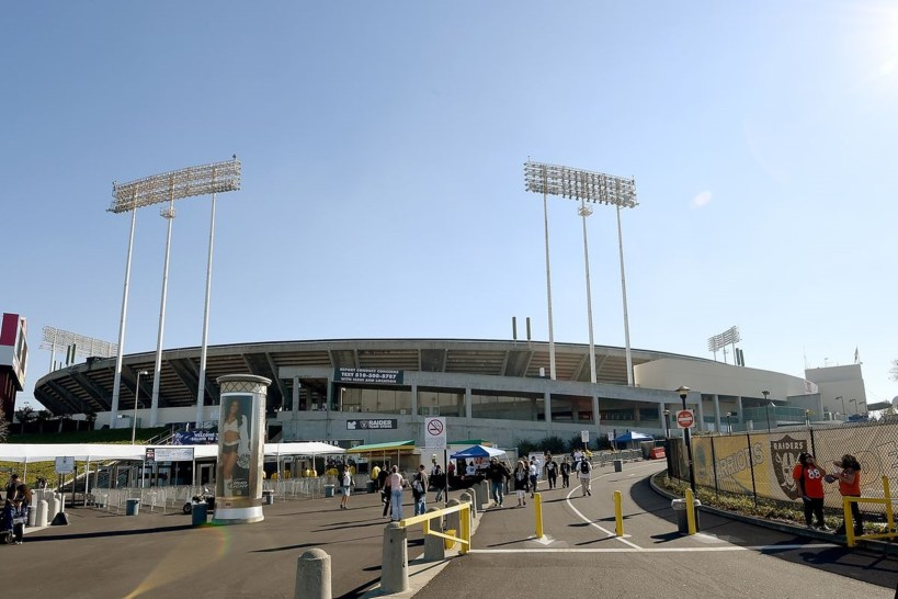 LAS VEGAS EYED AS NEW HOME FOR THE OAKLAND A's