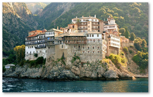 THE MALE ONLY MONASTERY GETAWAY