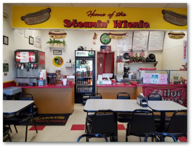 NEVADA ADVENTURES: DON'T YOU WANT A STEAMIN' WEINIE IN YOUR MOUTH