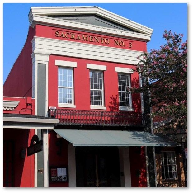 NOR CAL ADVEDNTURES OLD FIREHOUSE STEAKHOUSE