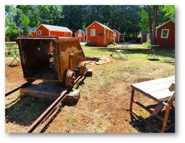 FORESTHILL MINERS CAMP