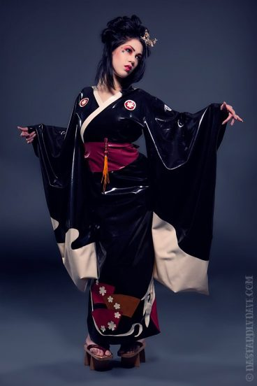 Kimonos Product Categories Dawnamatrix Latex Clothing