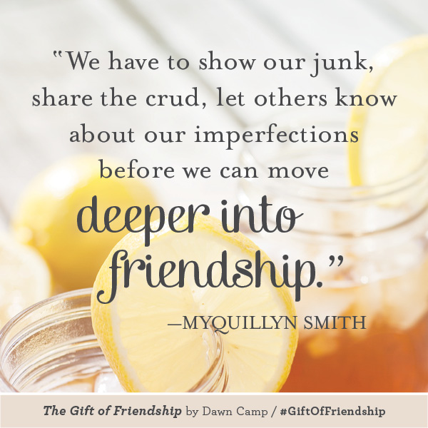 Myquillyn Smith The Gift of Friendship #GiftofFriendship