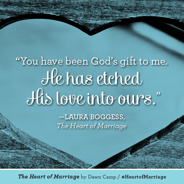 Laura Boggess The Heart of Marriage #HeartofMarriage