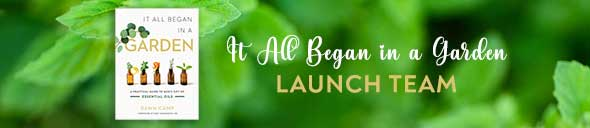 It All Began in a Garden News: Launch Team & Preorder Bonuses Available!
