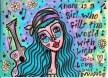Hippie Girl 1