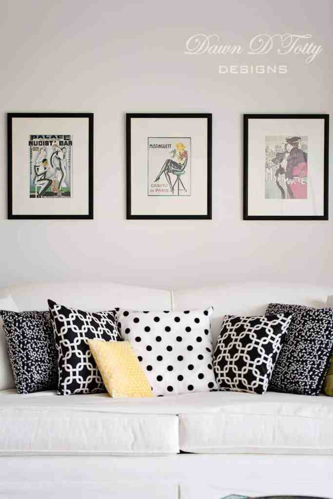 Wall Art, Dawn D Totty Interior Design