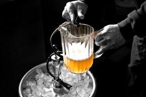 Beer Keg BW