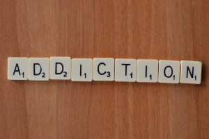 Addiction Scrabble