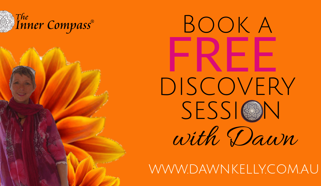 BOOK a FREE DISCOVERY SESSION with Dawn