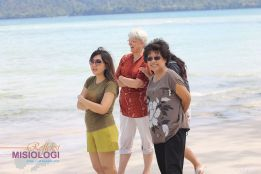 Fun in the Indonesian sun