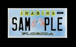 Florida Imagine Tag