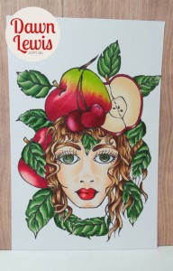 Cherry Apple Lady reduced