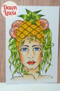 Tropical Lady reduced