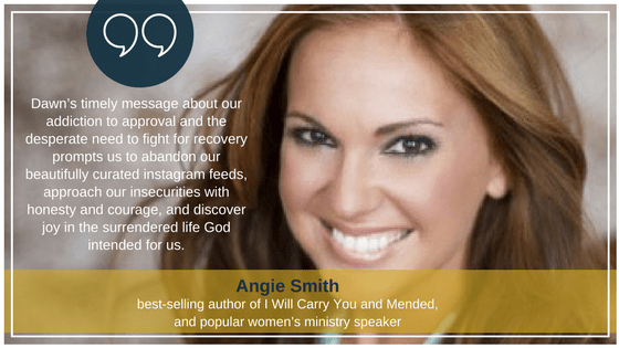 Angie Smith | Like Me or Not Book Endorsement
