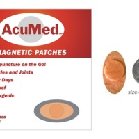 Acumed magnetic Patches for Muscles and Joints!