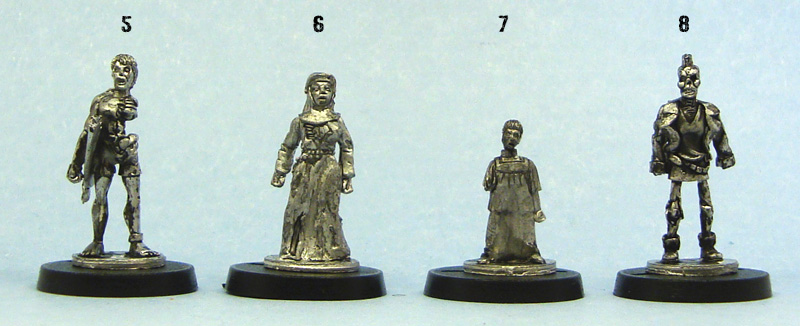 The last four models