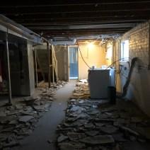 Demolition zone!